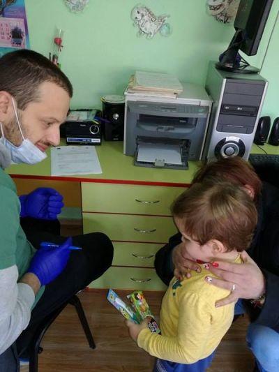 """Проект център за социално включване """"Аз и моето семейство"""" - ДГ Червена шапчица - Габаре"""