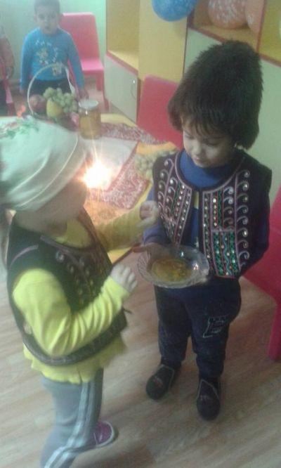 21 ноември Ден на християнското семейство - ДГ Червена шапчица - Габаре