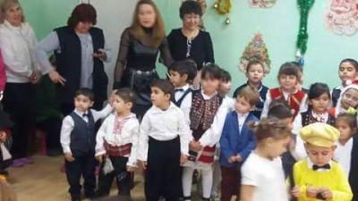 Новогодишно тържество в детската градина 2016г. - ДГ Червена шапчица - Габаре
