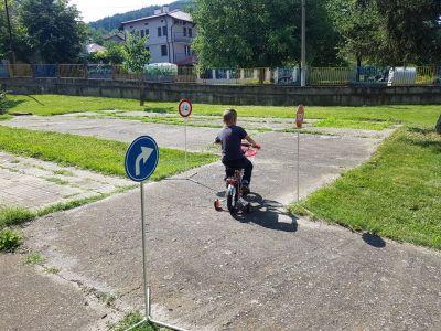 29 юни -Международен  ден на безопасността на движението по пътищата. - ДГ Червена шапчица - Габаре