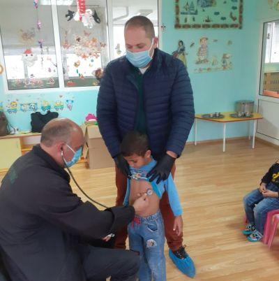 """Проект Център за социално включване """"Аз и моето семейство"""" гр. Б. Слатина - ДГ Червена шапчица - Габаре"""